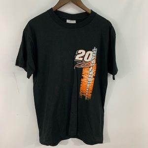 Vintage NASCAR Tony Stewart Double Sided T-shirt